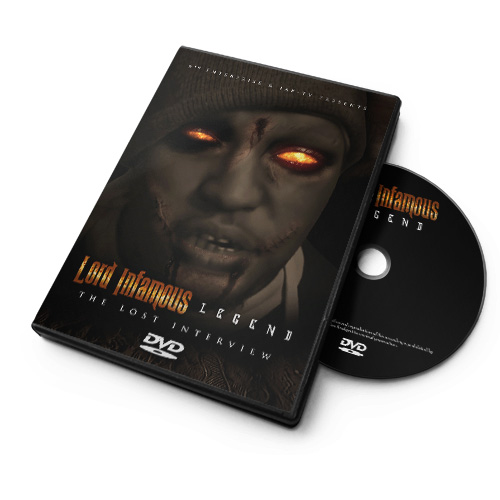 Lord Infamous - Legend DVD