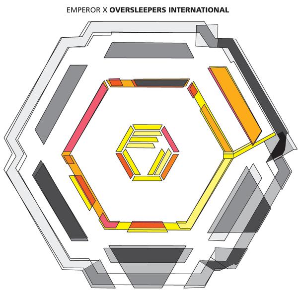 Emperor X - Oversleepers International LP