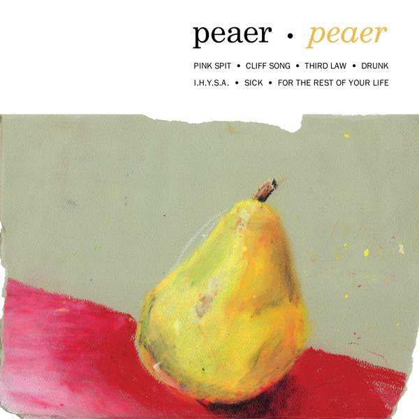 Peaer - S/T Cassette Tape