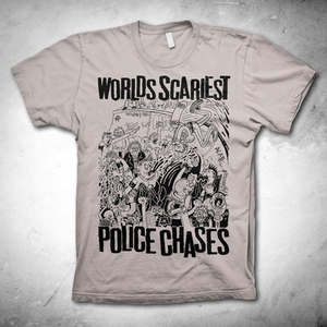 Worlds Scariest Police Chases -