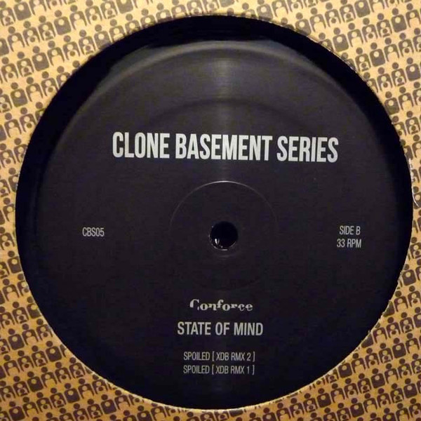 Conforce – State Of Mind (Clone Basement Series)