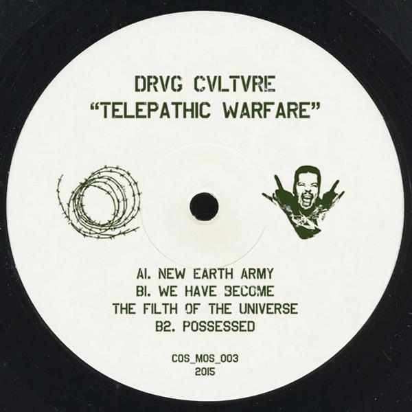 Drvg Cvltvre – Telepathic Warfare (Cos_Mos)