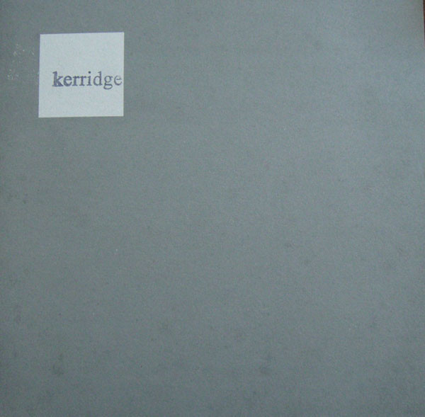 Kerridge – From The Shadows That Melt The Flesh 1-4 (Downwards)