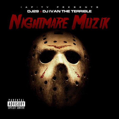 Various Artists - IAP-TV Presents Nightmare Muzik