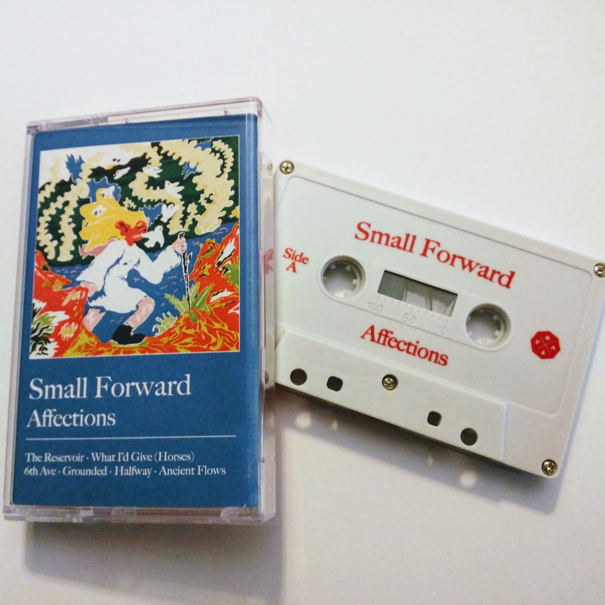 Small Forward - Affections (Forged Artifacts)