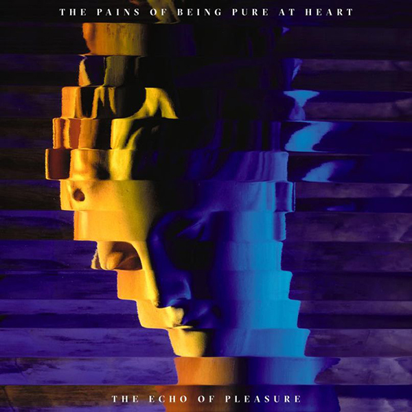 Pains of Being Pure at Heart - The Echo of Pleasure Cassette Tape