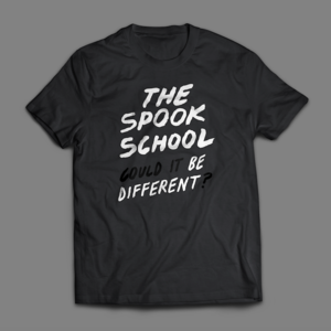 The Spook School – Be Different Shirt  PREORDER