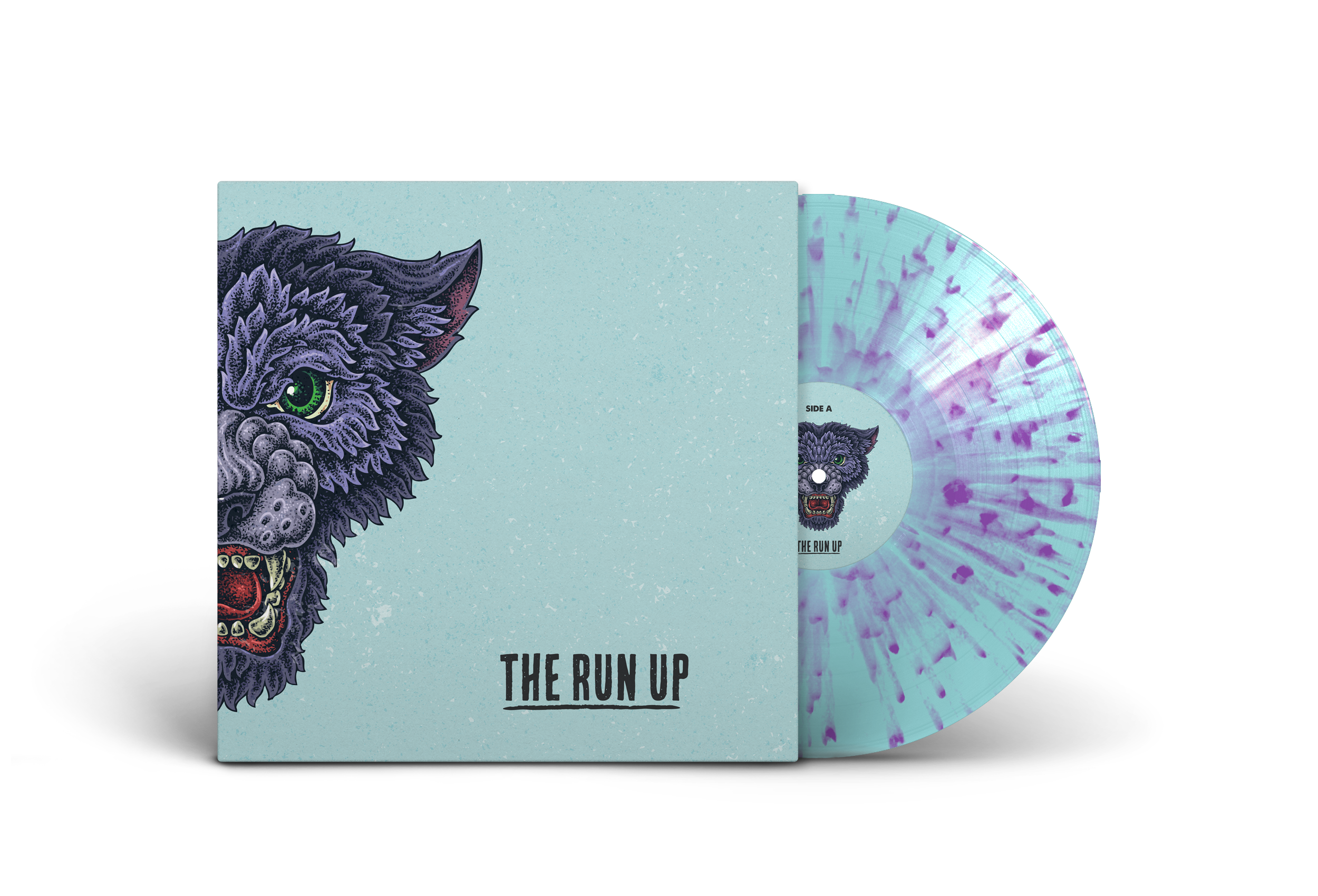 The Run Up - Self Titled LP