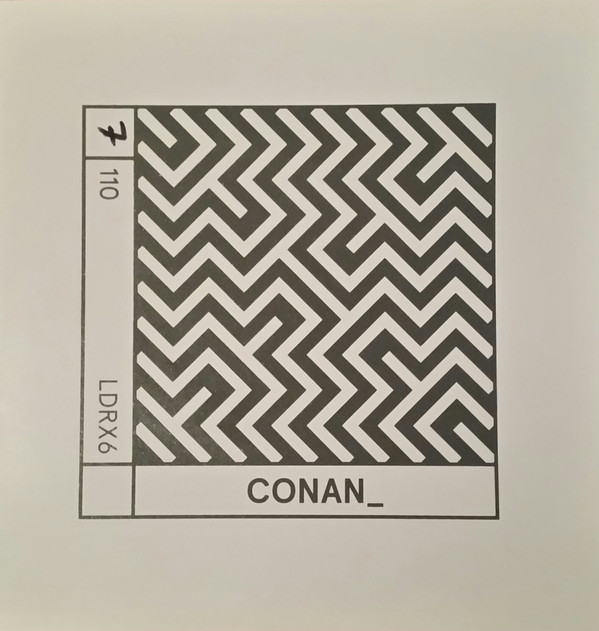 Conan_  Untitled (Lunar Disko Records)
