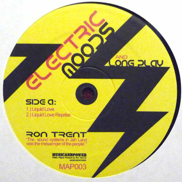 Ron Trent – Electric Moods And Long Play (MusicandPower)