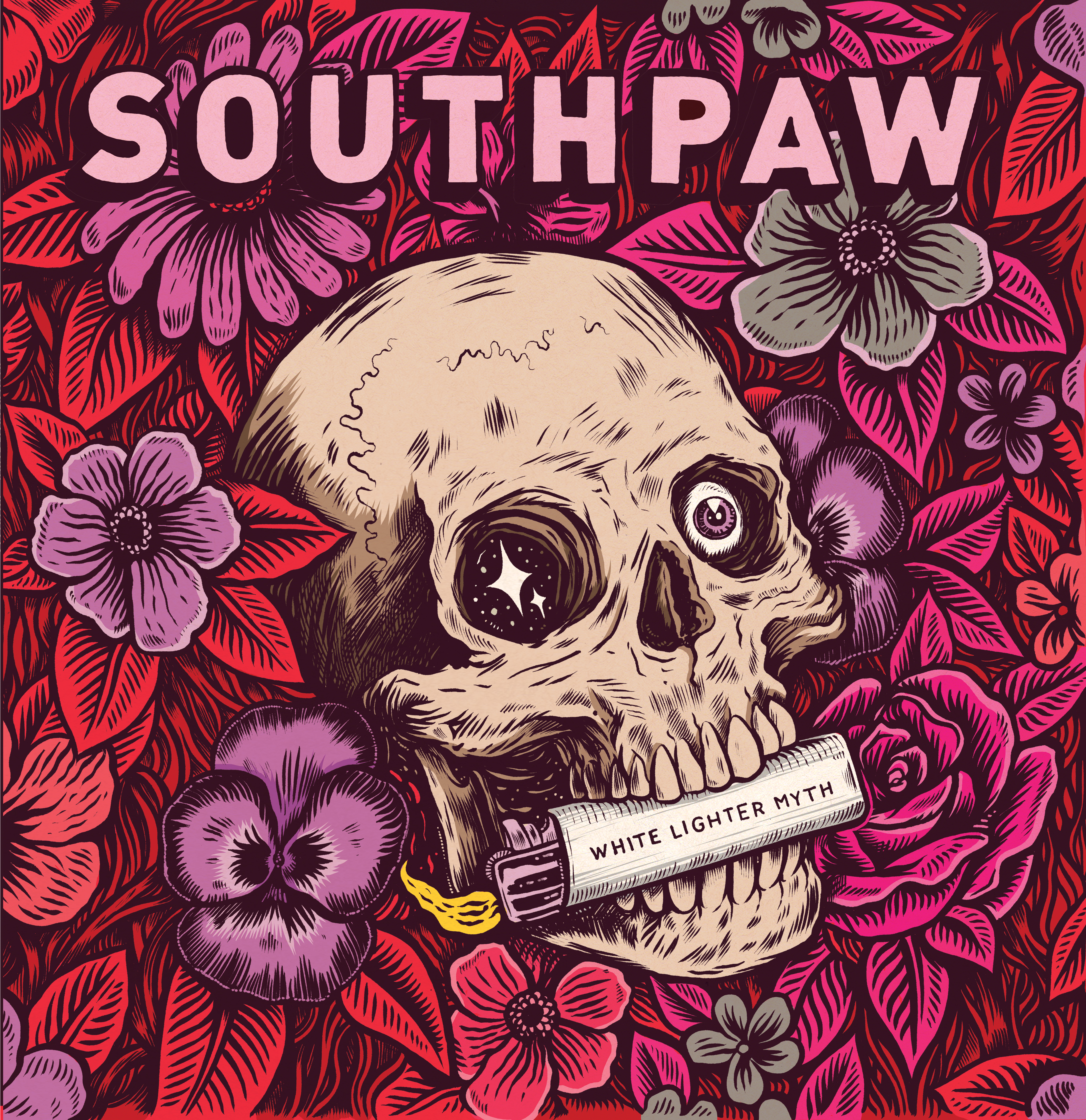 SOUTHPAW - WHITE LIGHTER MYTH (CD & DIGITAL)