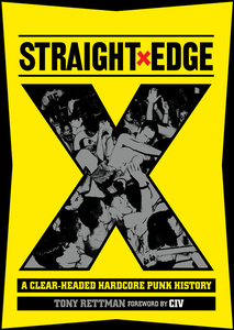 TONY RETTMANN: Straight Edge [Book]