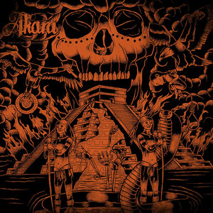AKANI ´Through My Darkest Infernal´ [LP]