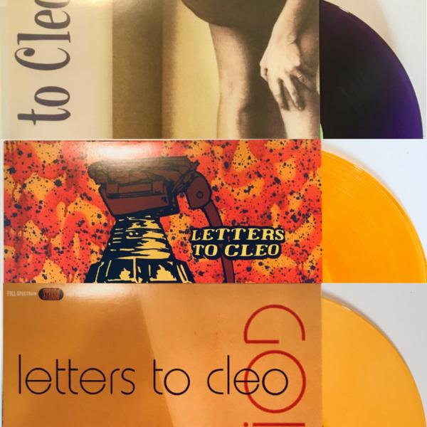 LTC Vinyl Reissue Bundle + Free Tote