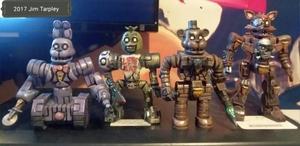 Animatronic Abominations