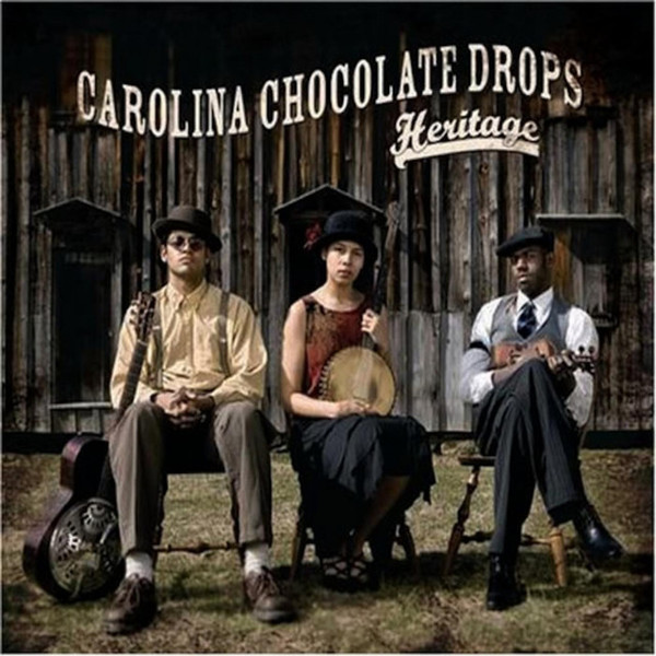 Carolina Chocolate Drops - Heritage Album On CD