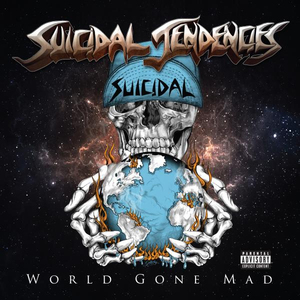 SUICIDAL TENDENCIES ´World Gone Mad´ [LP]