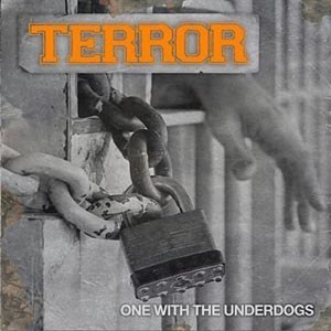 TERROR ´One With The Underdogs´ [LP]