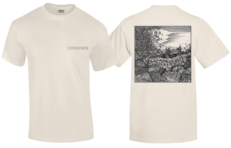 Conjurer 'Mire' shirt PREORDER