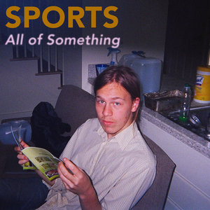 Sports - All of Something LP