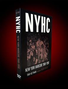 NYHC: New York Hardcore 1980-1990 Book