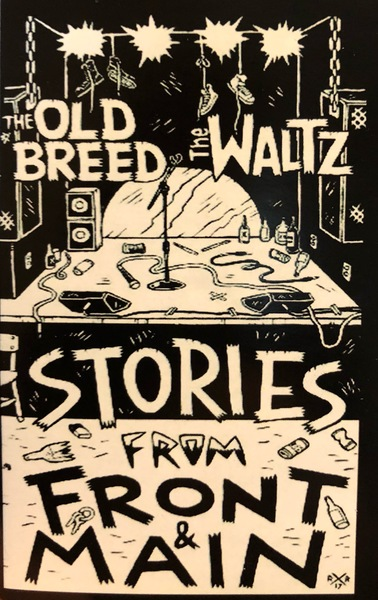 The Old Breed/The Waltz Split Cassette Stories From Front and Main
