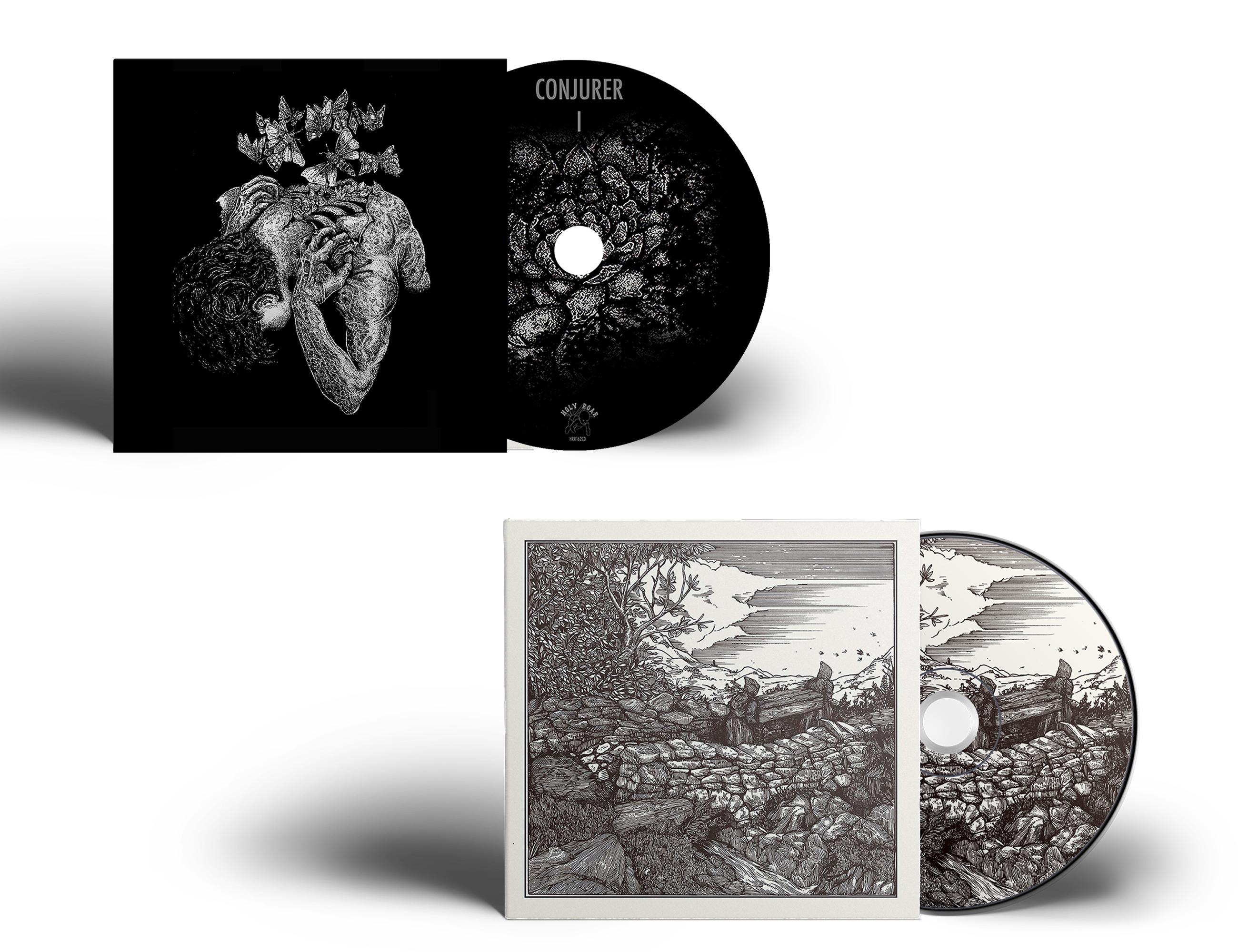 Conjurer 'Mire' CD + 'I' CD