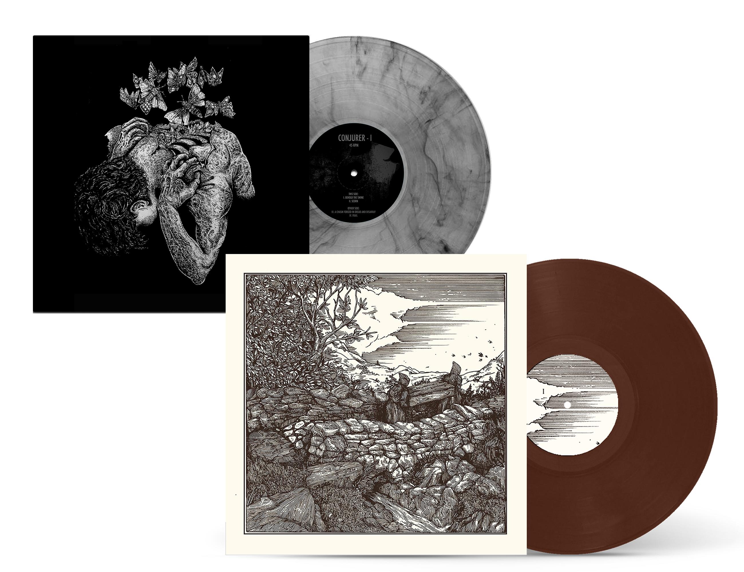 Conjurer 'Mire' LP + 'I' LP