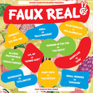 V/A - Faux Real II LP