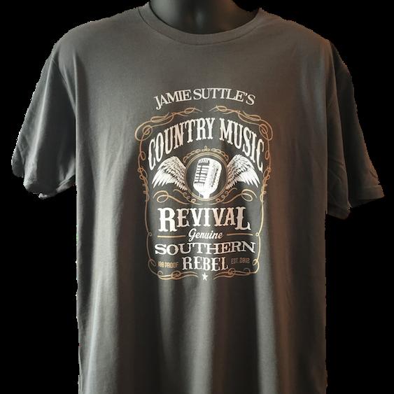 Men's Country Music Revival T-shirt