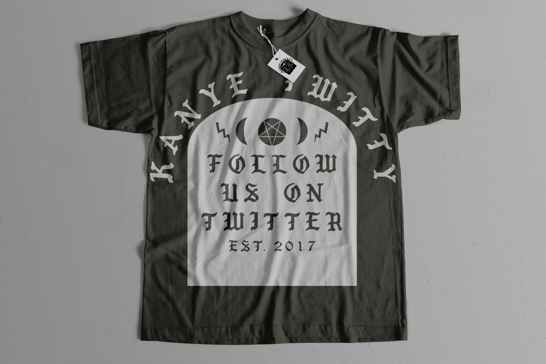 Kanye Twitty - Kanye Twitttrrr Shirt