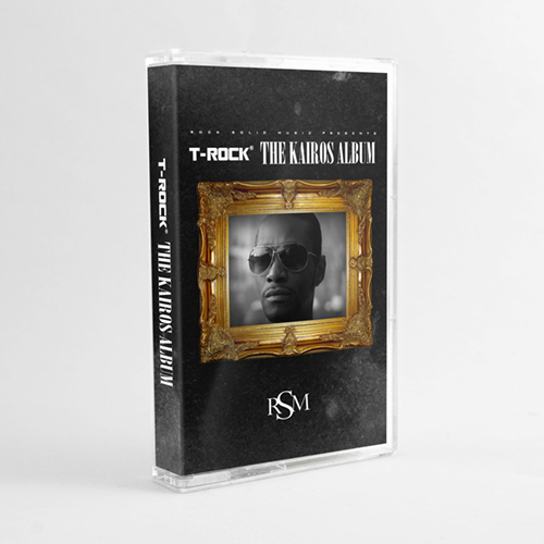 T-Rock - The Kairos Album (Cassette)