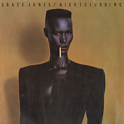 Grace Jones ‎– Nightclubbing (Island Records)