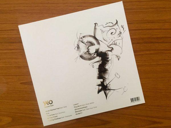 Yeo - Desire Path LP