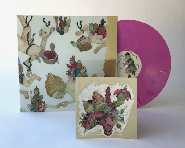 VINYL MOON Volume 021: Pink Portals