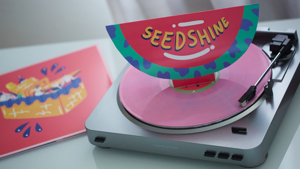 VINYL MOON Volume 008: Seedshine