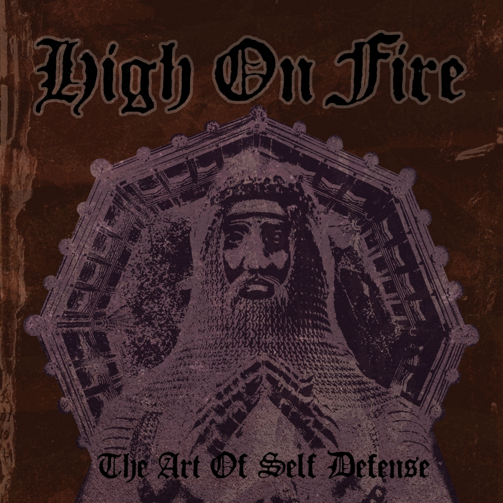 High On Fire - The Art of Self Defense CD (Southern Lord Records)