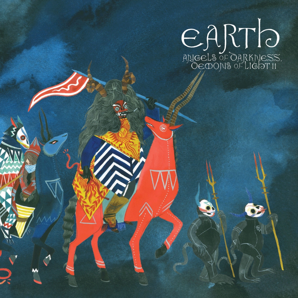 Earth - Angels of Darkness, Demons of Light II CD (Southern Lord Records)