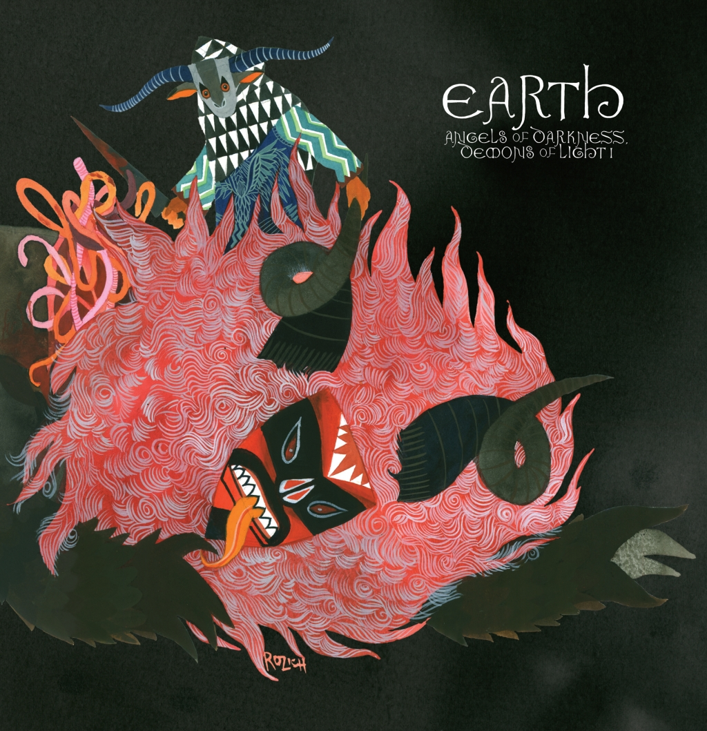 Earth - Angels of Darkness, Demons of Light I CD (Southern Lord Records)