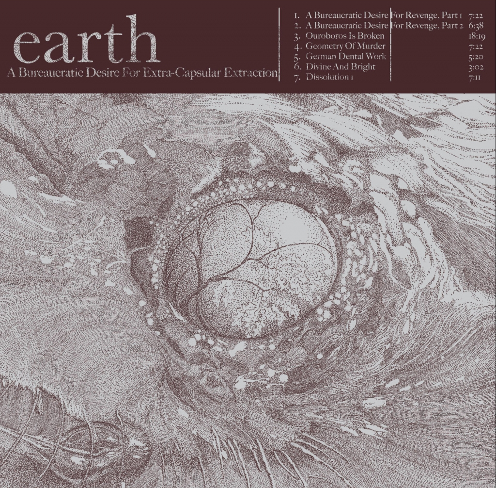 Earth - A Bureaucratic Desire for Extra-Capsular Extraction CD (Southern Lord Records)