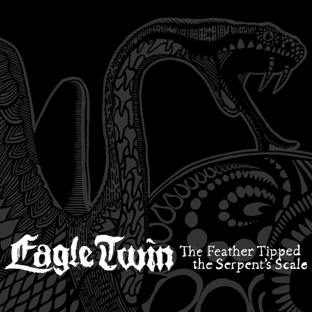Eagle Twin - The Feather Tipped the Eagle's Scale CD (Southern Lord Records)