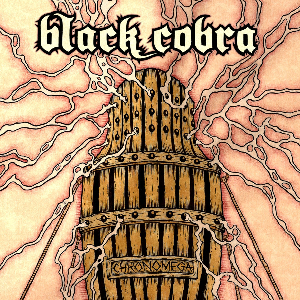 Black Cobra - Chronomega CD (Southern Lord Records)