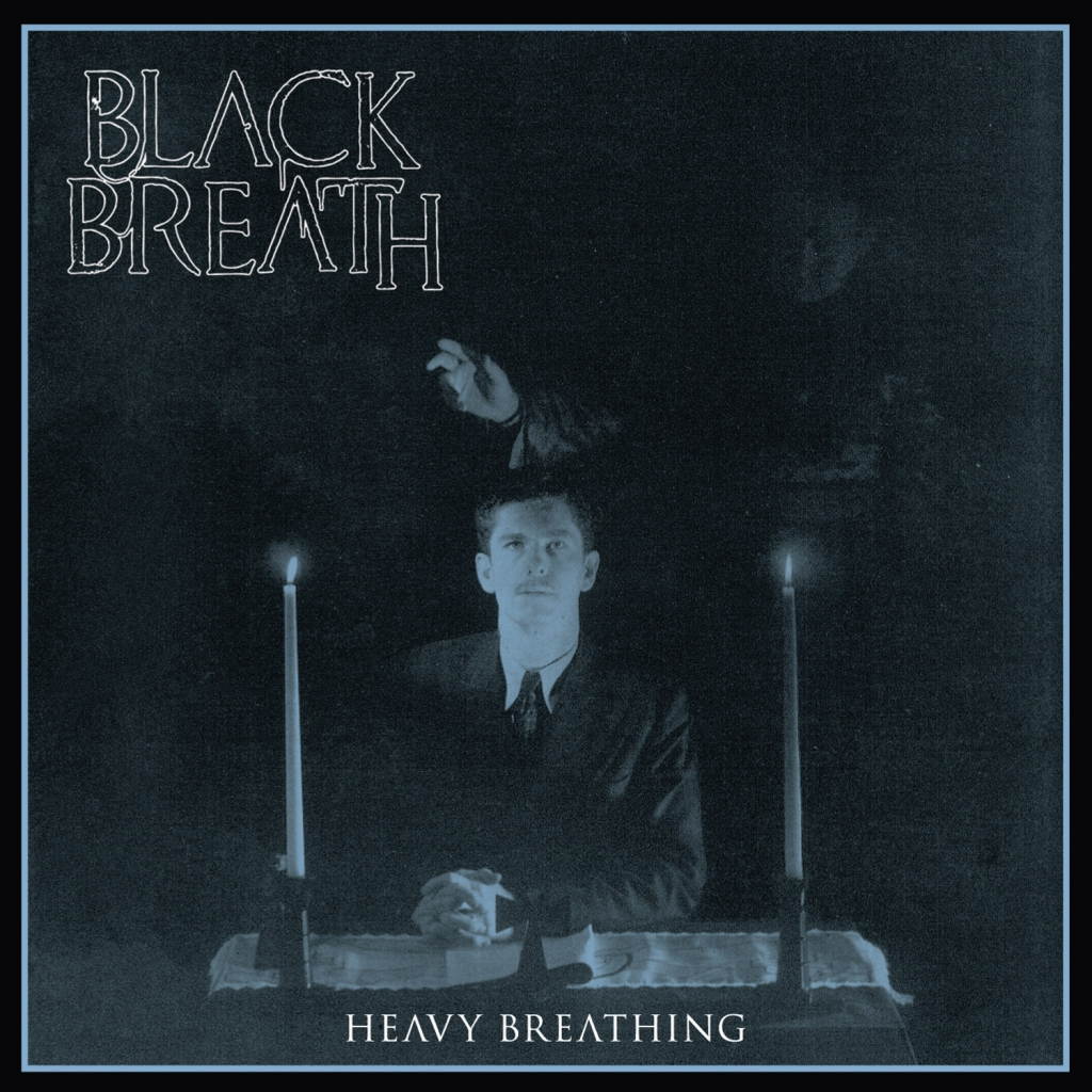 Black Breath - Heavy Breathing CD (Southern Lord Records)