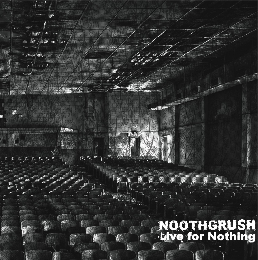 Noothgrush - Live For Nothing CD (Southern Lord Records)