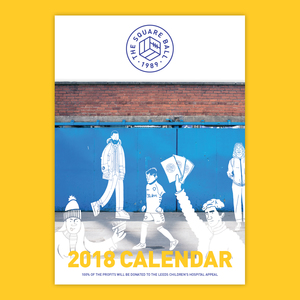 TSB 2018 Calendar - PREORDER