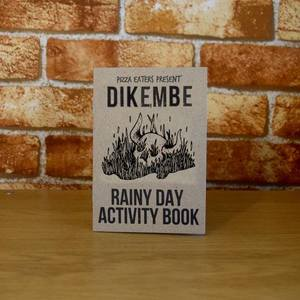 Dikembe - Rainy Day Activity/Coloring Book