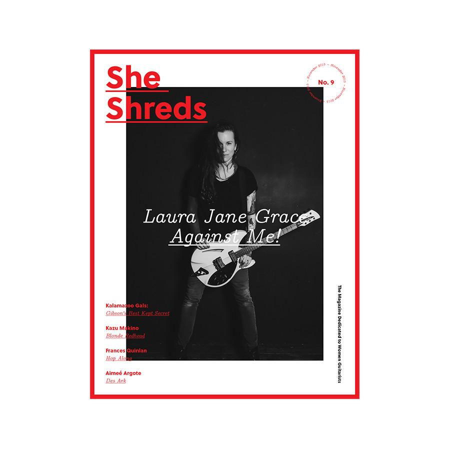 She Shreds Issue #9