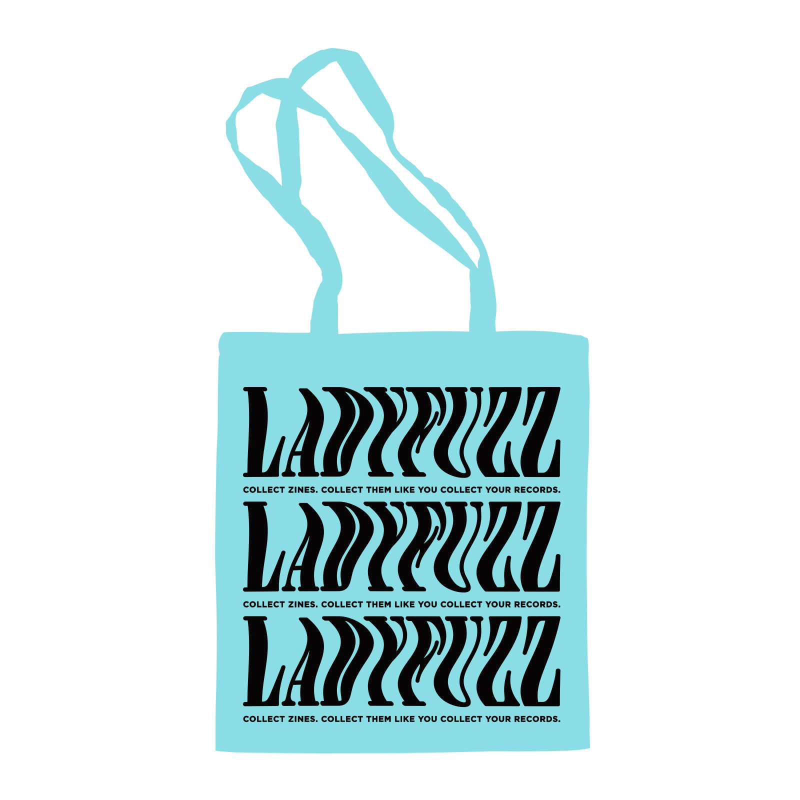 Collect Zines Tote
