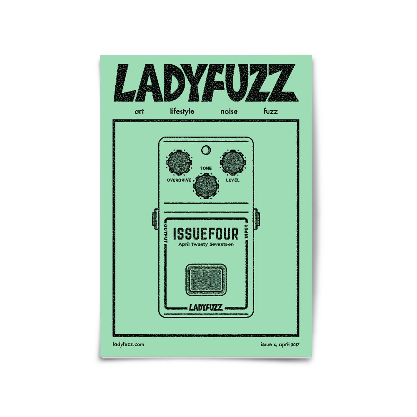 Ladyfuzz Issue #4