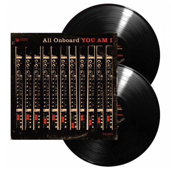 All Onboard - Double Vinyl Edition - Pre-Order